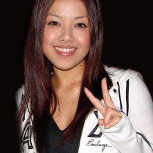 Yuna Ito sorridente