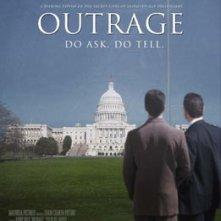 La locandina di Outrage