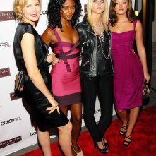 Kelly Rutherford, Nicole Fiscella, Taylor Momsen e Leighton Meester