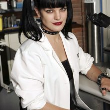Pauley Perrette è Abby in Navy NCIS