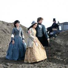 Un momento del film TV David Copperfield