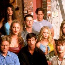 Zoom sulla foto del cast della 2 stagione di 'Roswell'