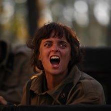 Alina Nedelea in una scena de Il sangue dei vinti
