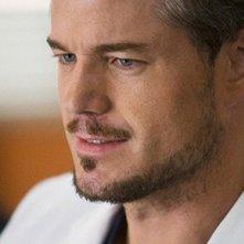 Eric Dane in una scena dell'episodio Compassione per il diavolo di Grey's Anatomy