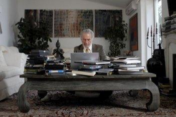 Giorgio Colangeli in una scena di FEISBUM! - Il film