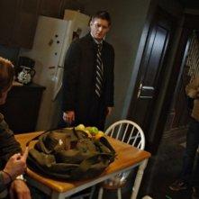 Jake Abel, Jared Padalecki e Jensen Ackles nell'episodio Jump the Shark di Supernatural