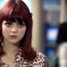 Kathryn Prescott in una scena dell'episodio 'Everyone' della terza stagione della serie tv Skins