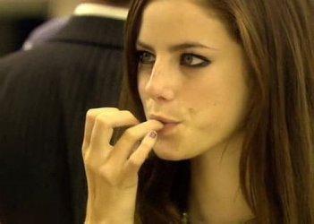 Kaya Scodelario in una scena dell'episodio 'Everyone' della terza stagione della serie tv Skins
