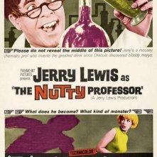 La locandina di Le folli notti del Dr. Jerryll