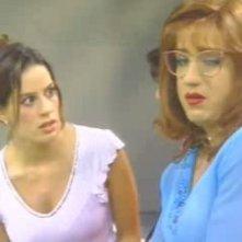 Manuela Gonzalez e Jorge Enrique Abello nel serial televisivo En los tacones de Eva