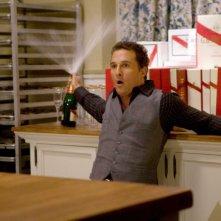 Matthew McConaughey in un'immagine del film La rivolta delle ex