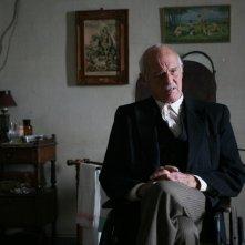Philippe Leroy in una scena del film Il sangue dei vinti