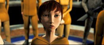 Un'immagine dal film Battaglia per la Terra 3D