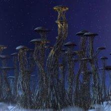 Un'immagine del film d'animazione Battaglia per la Terra 3D