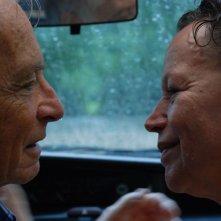 Horst Westphal e Ursula Werner in un'immagine di Settimo cielo