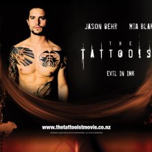 Jason Behr wallpaper 'The Tattooist'