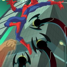 La locandina di The Spectacular Spider-Man