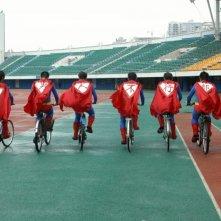 Una scena del film Crazy Racer (Fengkuang de saiche) presentato in concorso al Far East Film 2009 nella sezione 'China'.