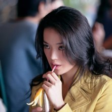 Una seducente interprete del film You Are the One, presentato in concorso al Far East Film 2009