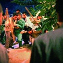 Una sequenza di lotta del film Trouble Makers (2006) Presentato in concorso al Far East Film 2009