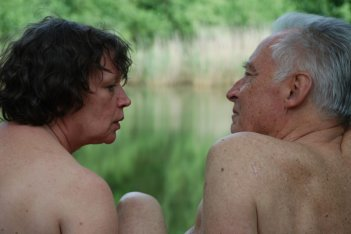 Ursula Werner e Horst Westphal in un'immagine del film Settimo cielo