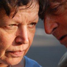 Ursula Werner e Horst Westphal in una scena del film Settimo cielo