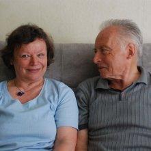 Ursula Werner e Horst Westphal in una scena di Settimo cielo