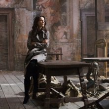 Vittoria Vetra (Ayelet Zurer) nel film Angeli e Demoni