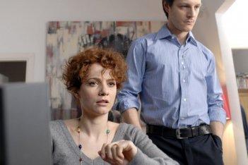 Camilla Filippi e Andrea Bosca in un'immagine dell'episodio 'Gaymers' di Feisbum - Il film