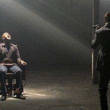 Damian Lewis e David Haley nell'episodio '3 Women' della serie tv Life
