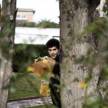 Daniele De Angelis in una scena dell'episodio 'Siempre!' di Feisbum - Il film