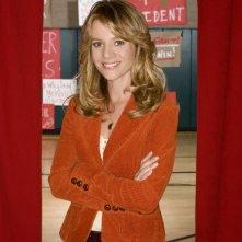 Jessalyn Gilsig  in una foto promozionale della serie Glee