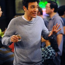 Josh Radnor nell'episodio Old King Clancy di How I Met Your Mother