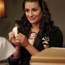 Lea Michele nel pilot della serie Glee