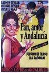 La locandina di Pane, amore e Andalusia