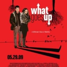 Locandina di What Goes Up