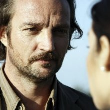 Alberto Molinari in una scena del tv movie So che ritornerai