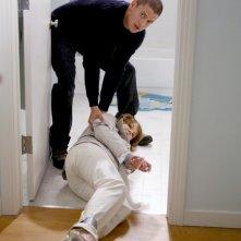Kathleen Quinlan e Wentworth Miller in una scena dell'episodio S.O.B. di Prison Break