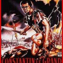 La locandina di Costantino il grande