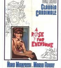 La locandina di Una rosa per tutti