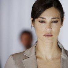 Manuela Arcuri in un'immagine del tv movie So che ritornerai