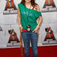 Tina Majorino agli MTV Movie Awards 2004