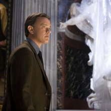 Tom Hanks torna a vestire i panni di Robert Langdon Tom Hanks nel film Angeli e Demoni