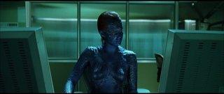 Un'immagine tratta dal Blu-Ray X-Men Trilogy