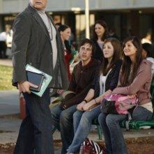 Chevy Chase in un momento della nuova sit-com NBC Community