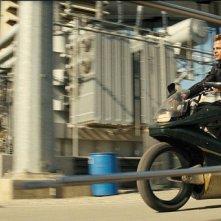 Chris Pine in un'immagine del film Star Trek (2009)