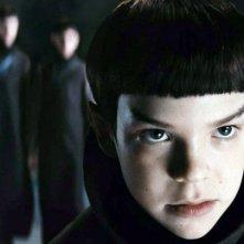 Jacob Kogan è Spock da giovane nel film Star Trek (2009)