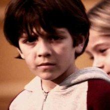 Max a 7 anni interpretato da Daniel Hansen nel primo episodio del telefilm Roswell