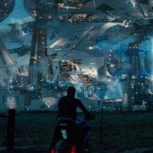 Un'immagine del film Star Trek (2009)