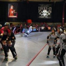 Una scena dell'episodio Competition di Kath and Kim